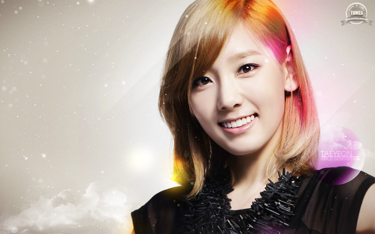 SNSD Taeyeon   Kim Taeyeon Wallpaper 30753671 1280x800