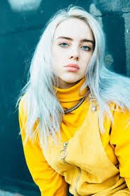 Billie Eilish people Pinterest 183x275
