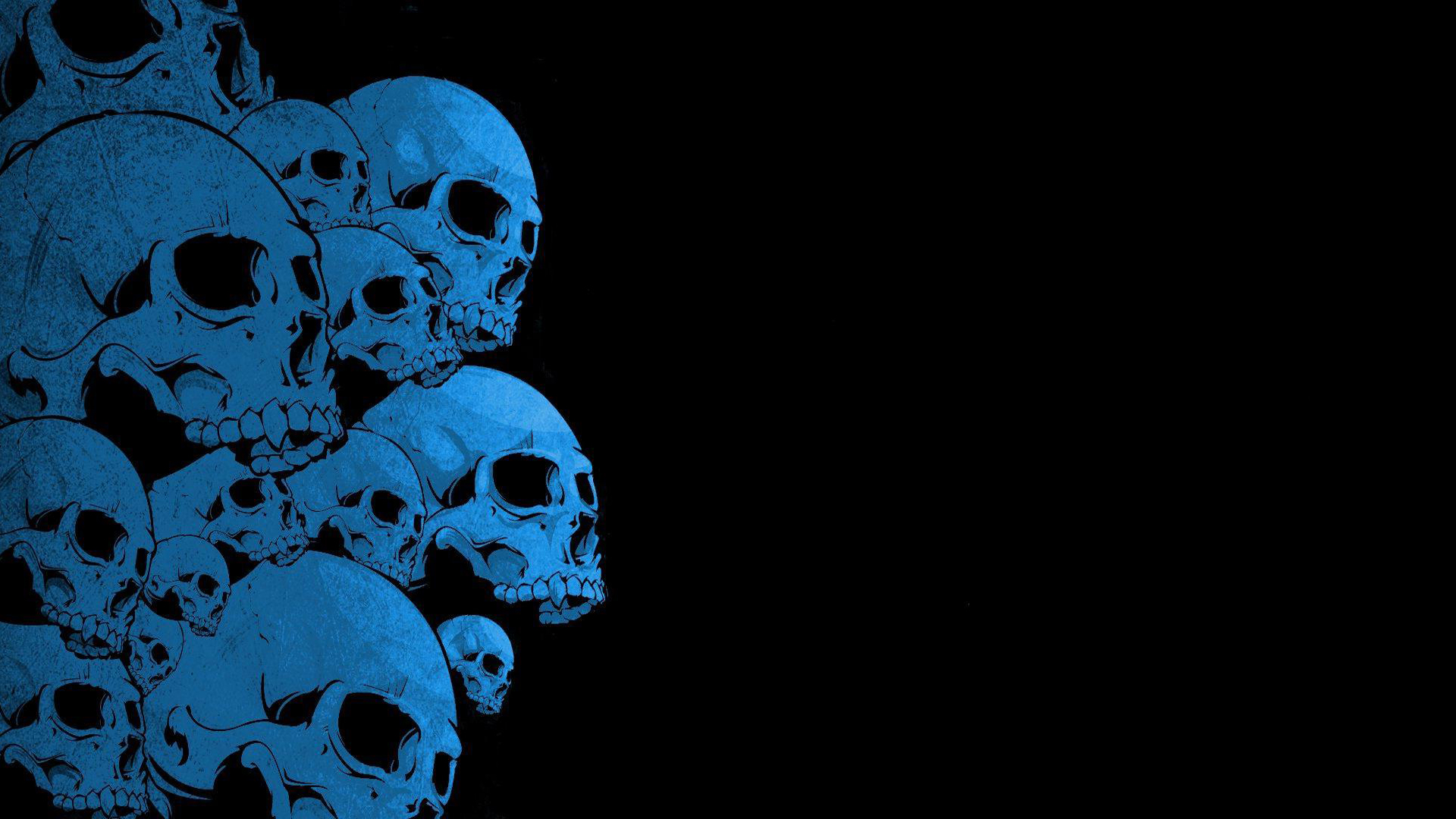 Wall of Skulls Wallpapers Wall of Skulls Myspace Backgrounds Wall of 1920x1080