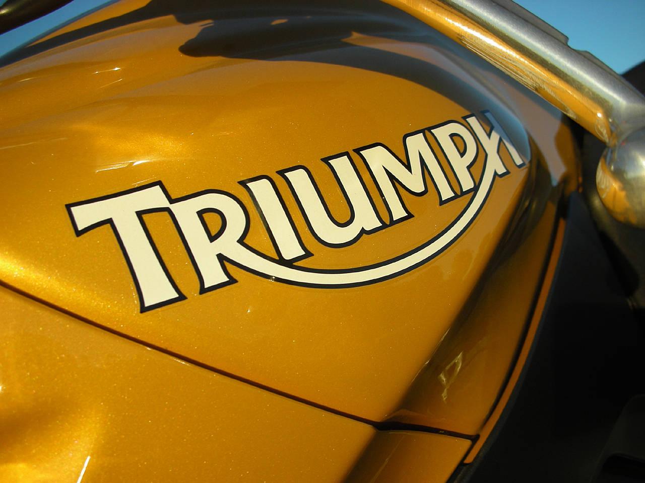 Triumph Logo Wallpaper | www.pixshark.com - Images ...