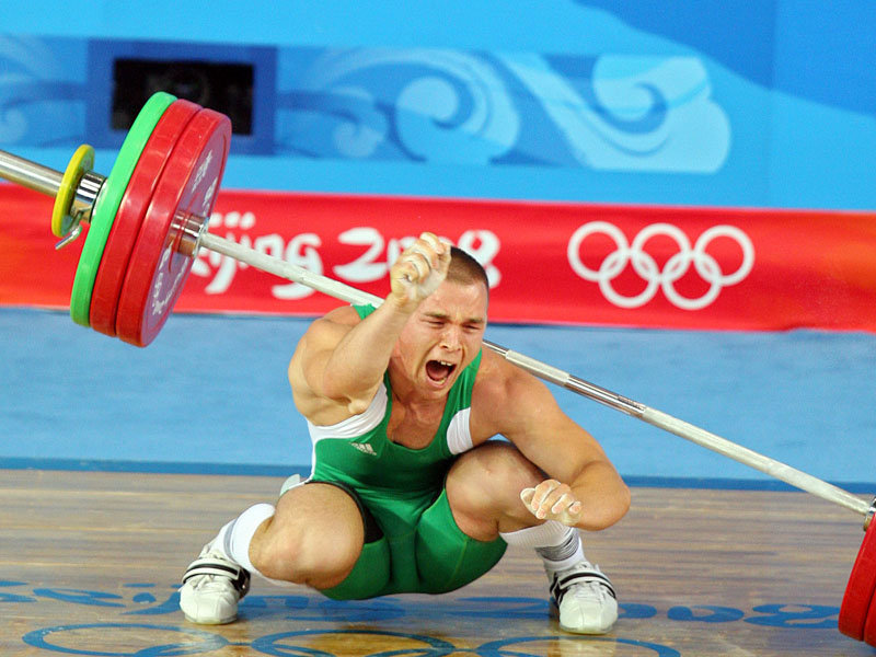 olympic weightlifting wallpaper wallpapersafari
