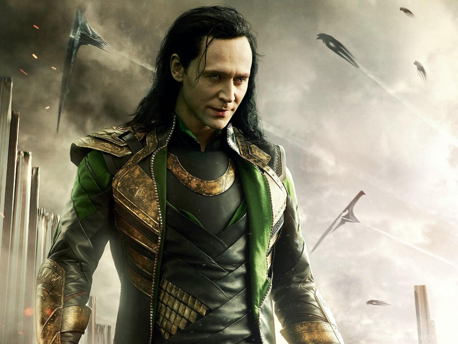 Loki Thor 2 The Dark World HD Wallpaper   iHD Wallpapers 1600x1200