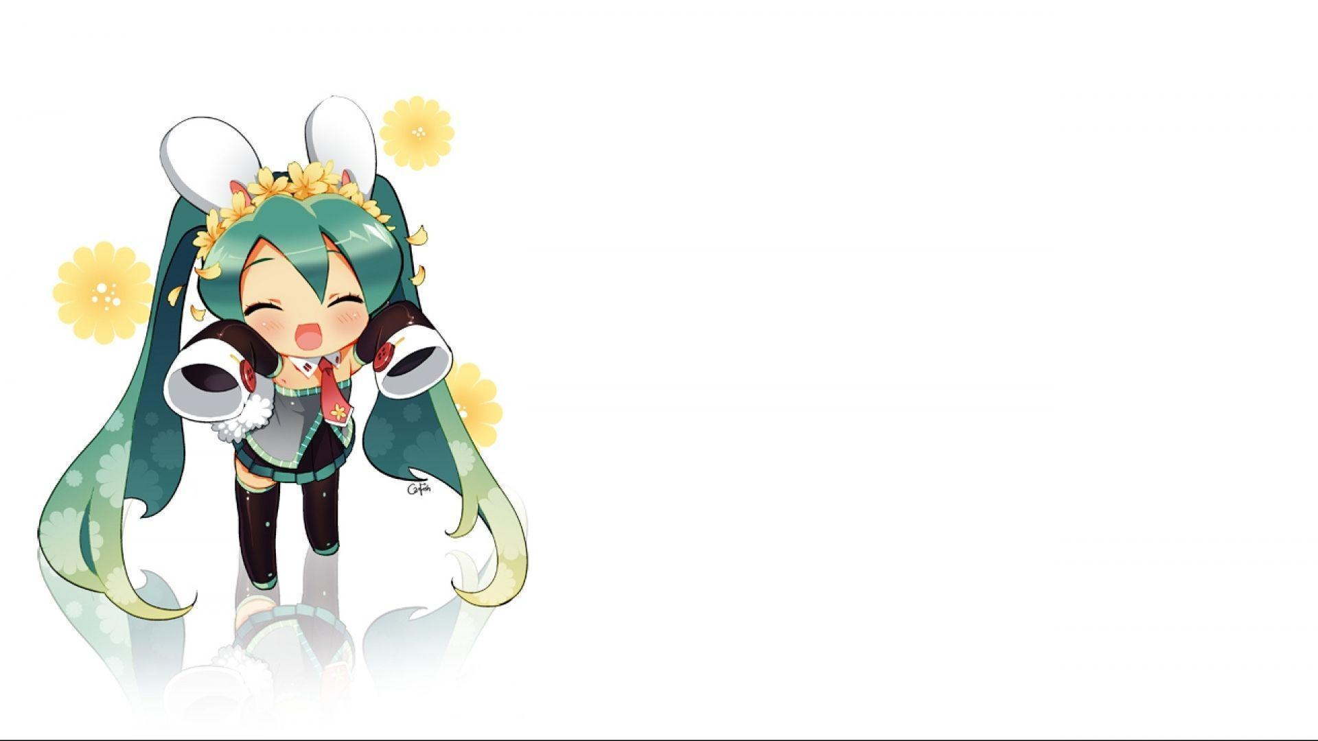 Cute Chibi Wallpapers 1920x1080