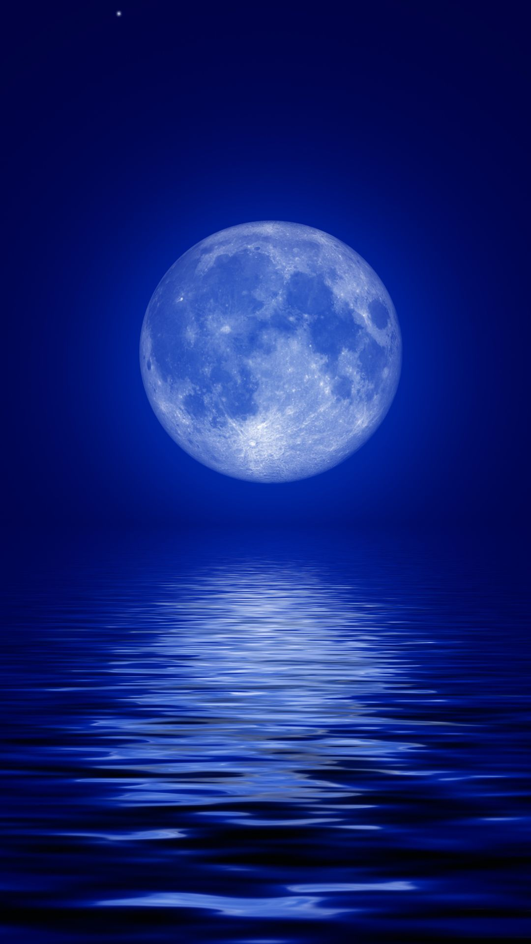 Full Moon Wallpaper For Mobile With images Pink moon wallpaper 1080x1920