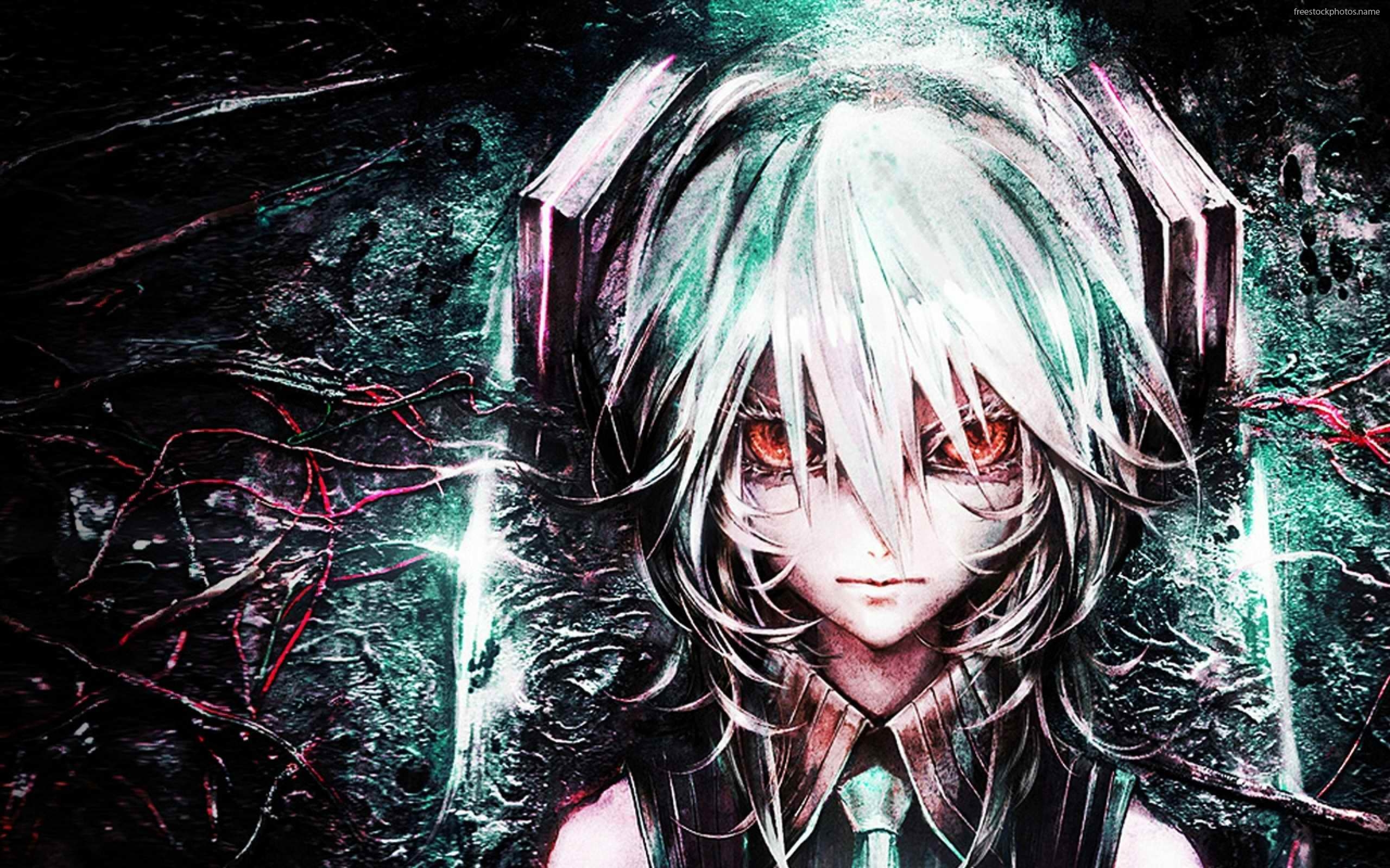 Download Stock Photos of cool anime drawing for background 2560x1600