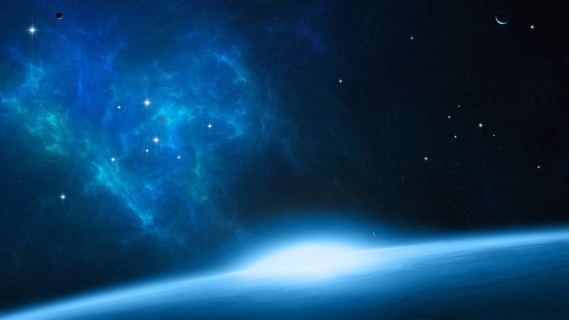 1920x1080 Outer Space desktop PC and Mac wallpaper 1920x1080