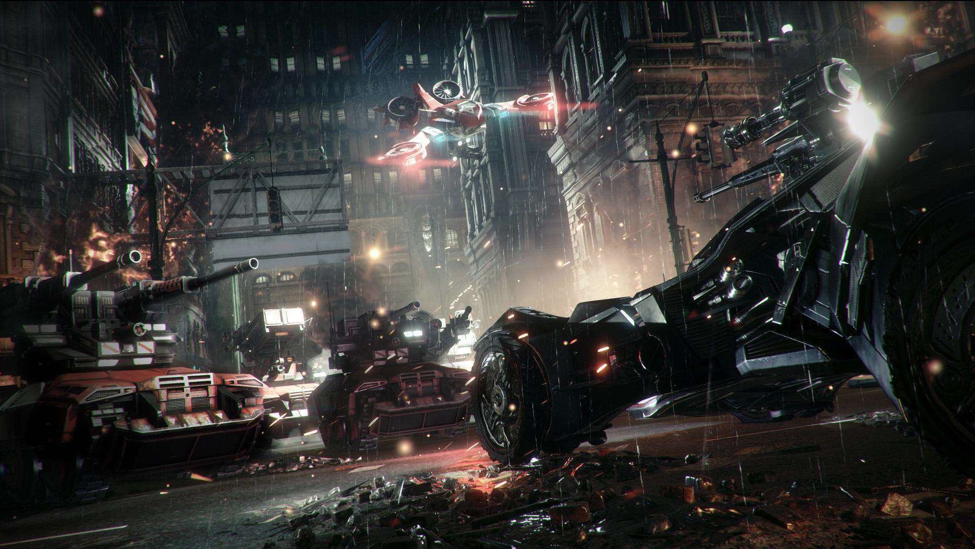 Wallpaper Batman Arkham Knight 03 HD Wallpaper Upload at September 1920x1082