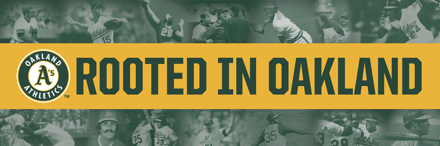 Download As Wallpaper Oakland Athletics 1500x500