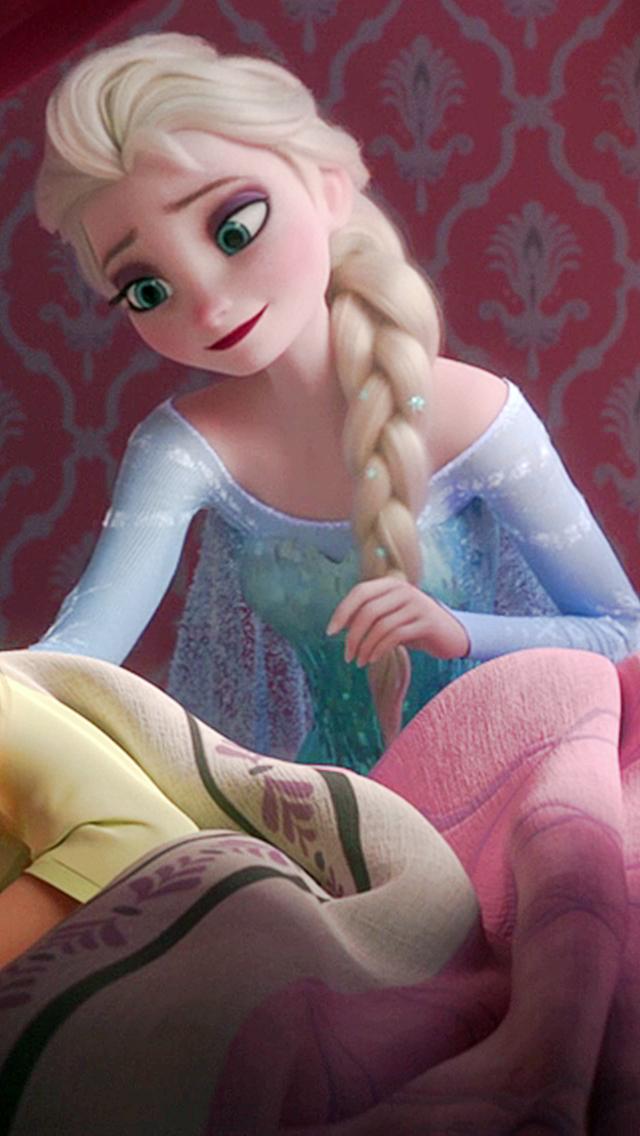Frozen Fever Phone Wallpaper   Frozen Photo 38756733 640x1136