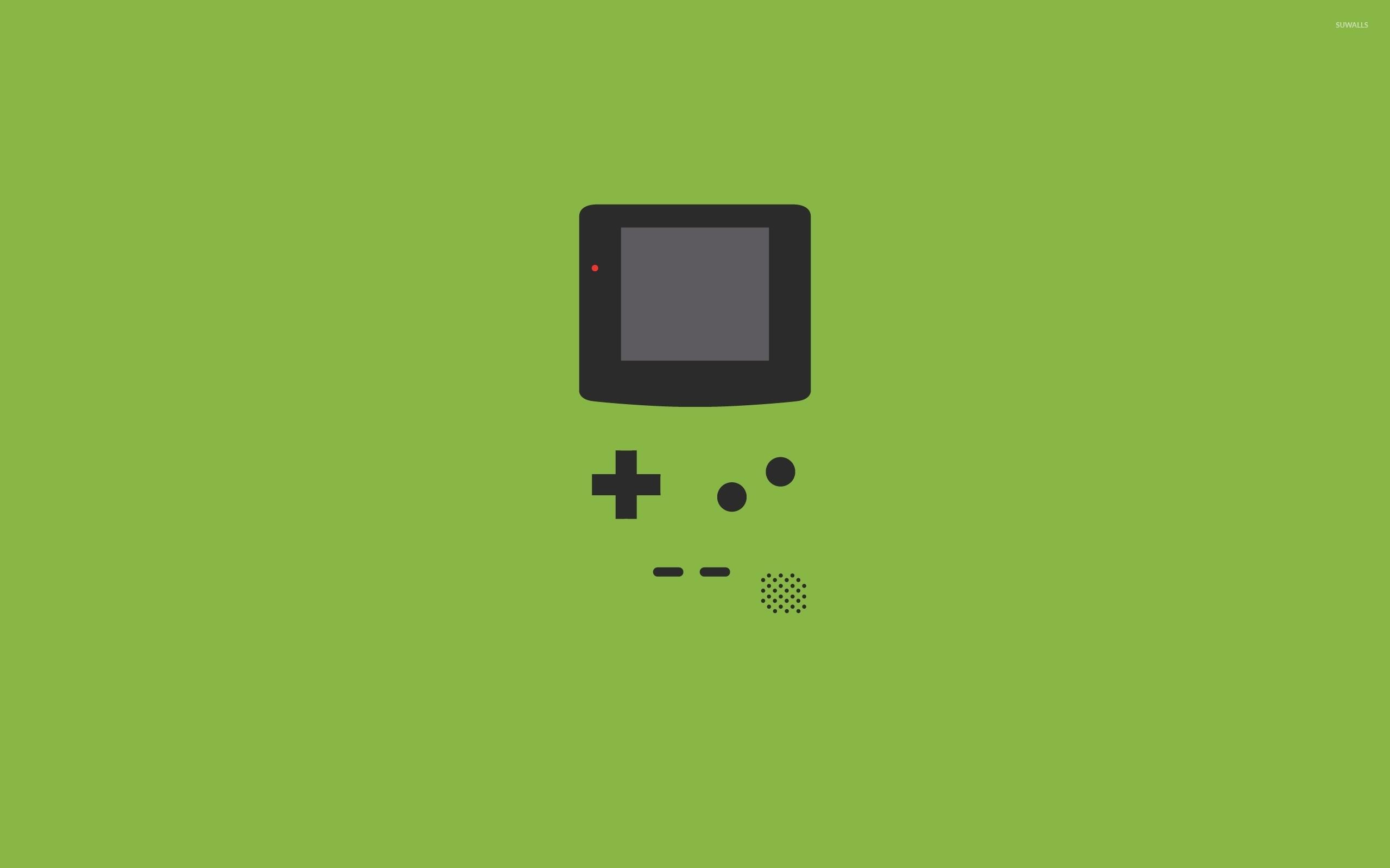 Game Boy wallpaper   Minimalistic wallpapers   43583 1280x800