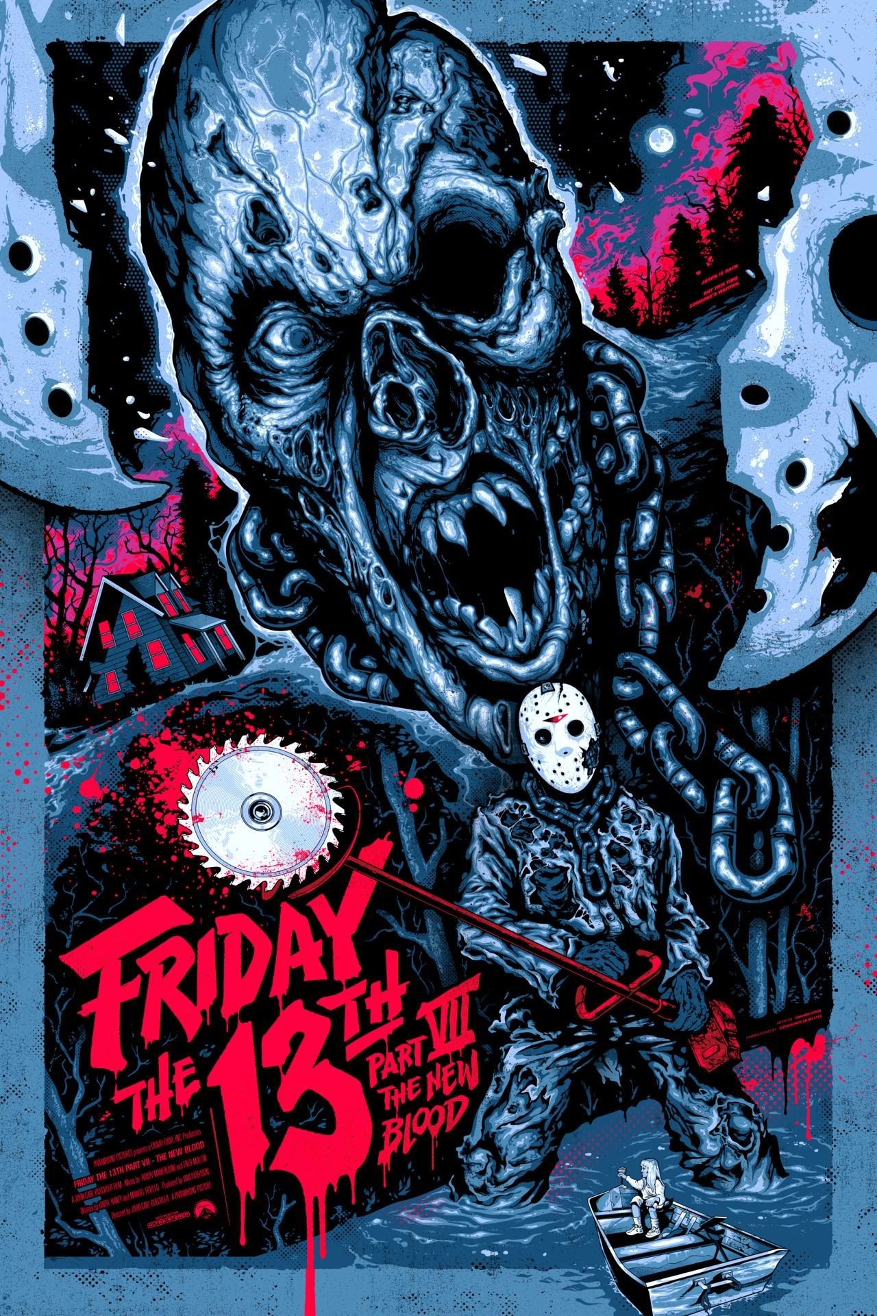 76 Friday 13 Wallpapers on WallpaperPlay 1280x1920
