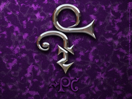 Prince Logo Wallpaper 500x375