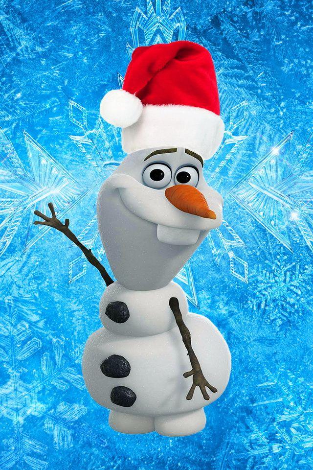 Frozen Disney Olaf Wallpaper Frozen Disney Olaf Wallpaper 640x960