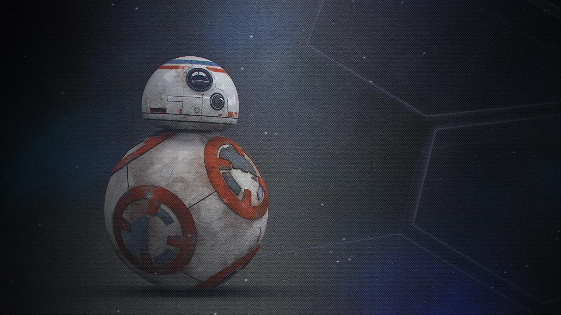 Star Wars BB 8 wallpaper by xsas7 1920x1080