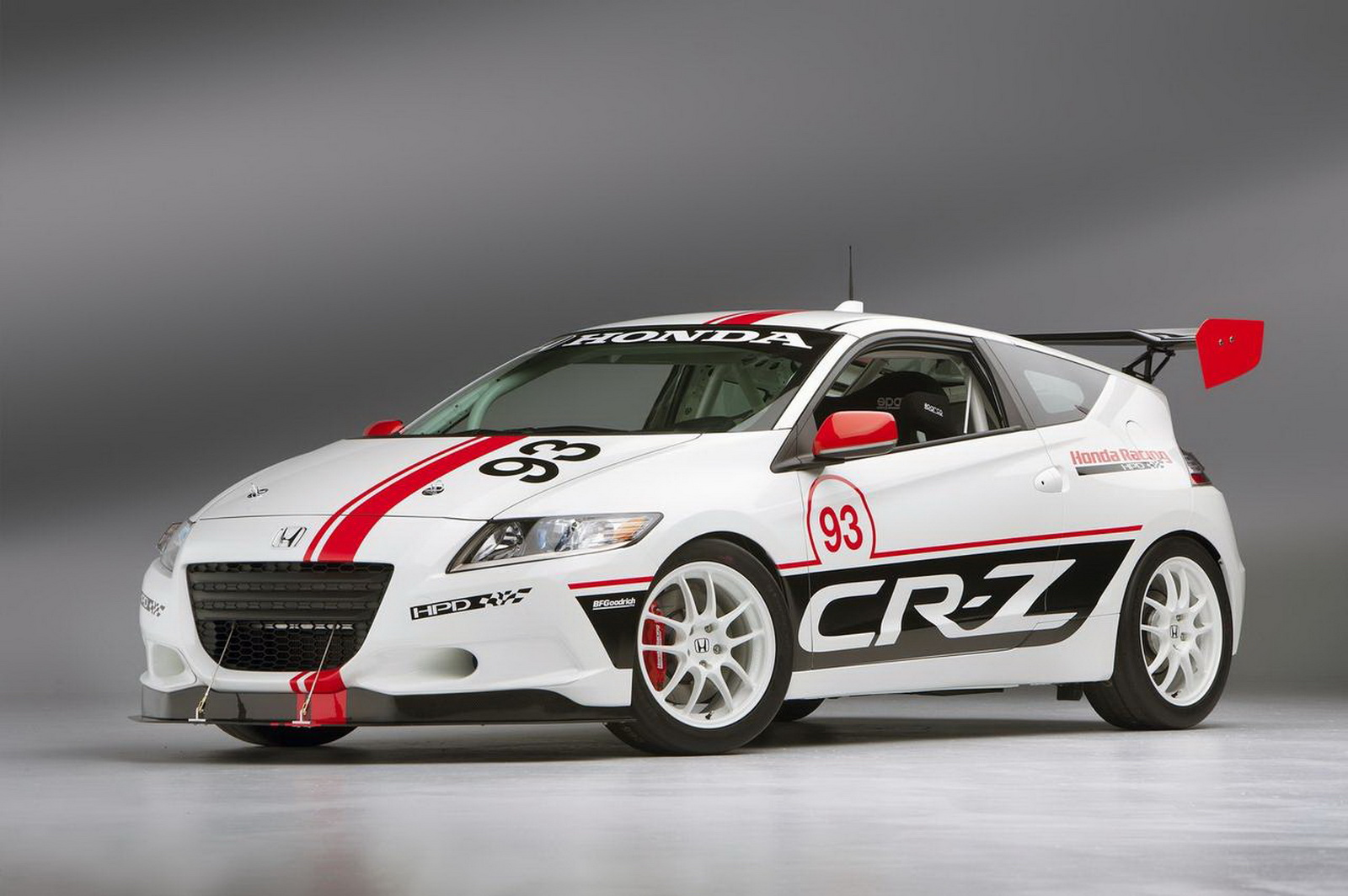 Honda Performance Developments CR Z Racer at Le Mans Auto Car 1600x1064
