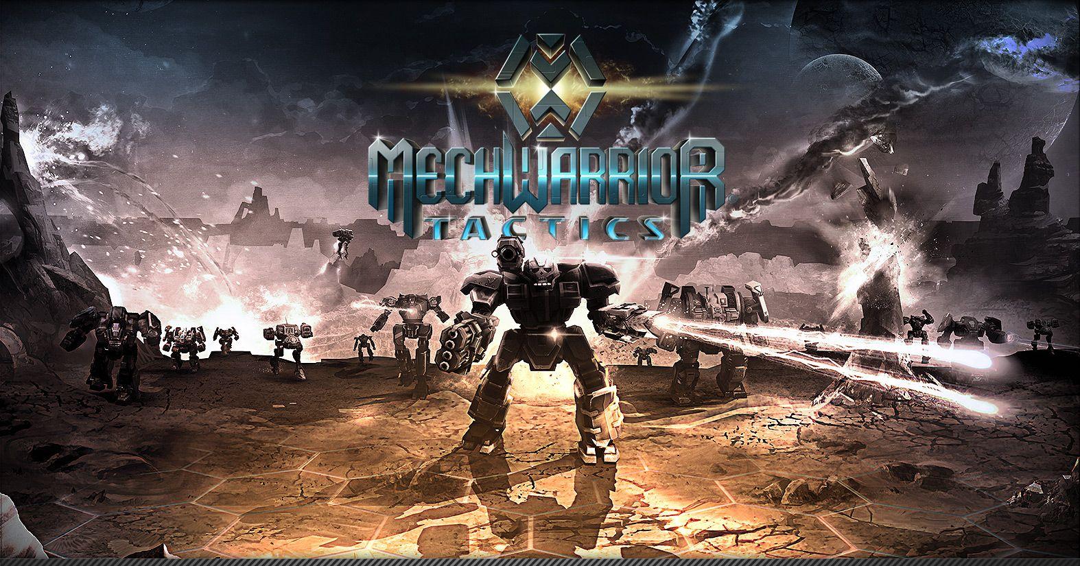MechWarrior Tactics hintergrundbilder 1574x825
