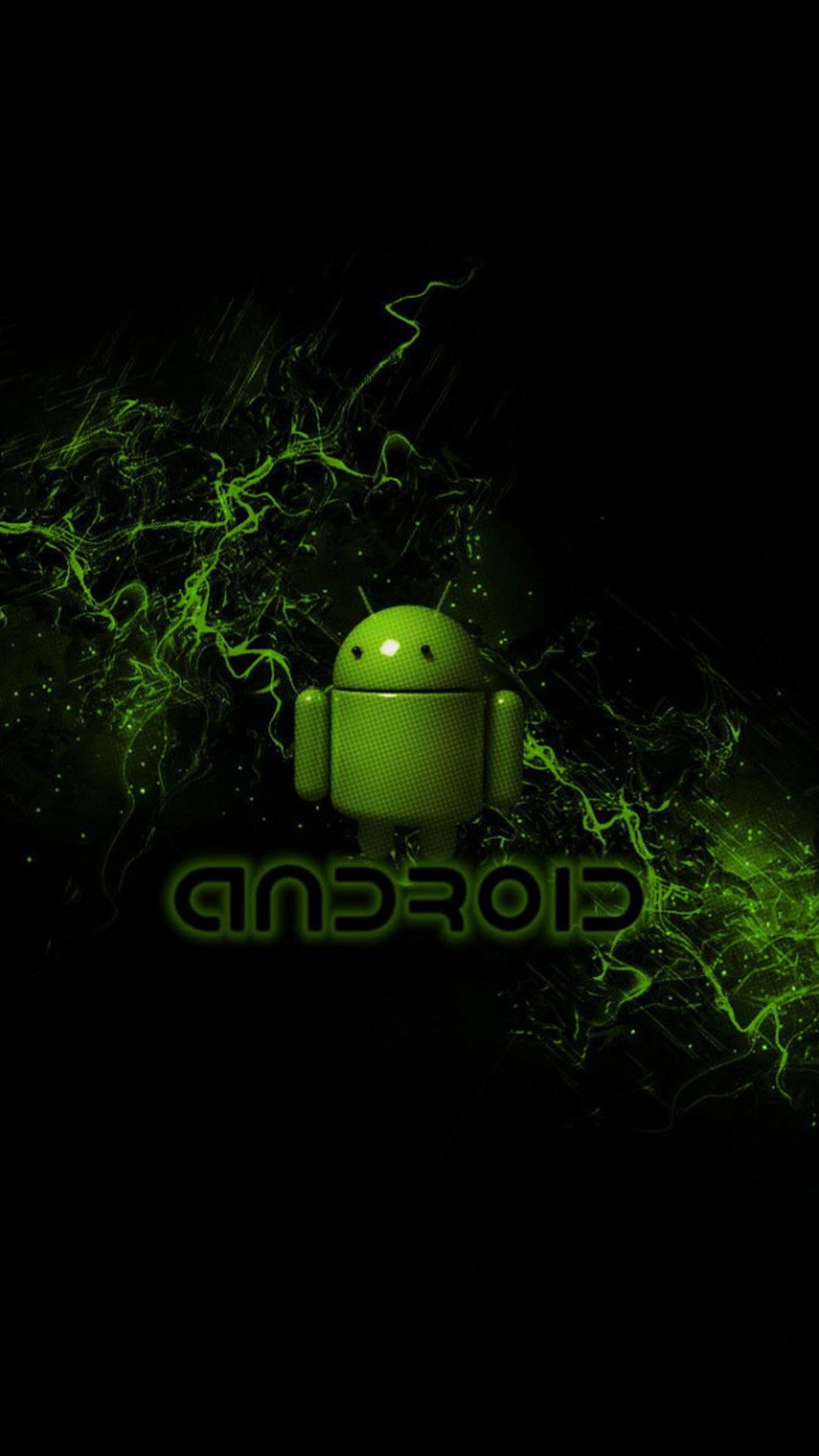 Android logo wallpaper wallpapersafari - Wallpapers android hd ...