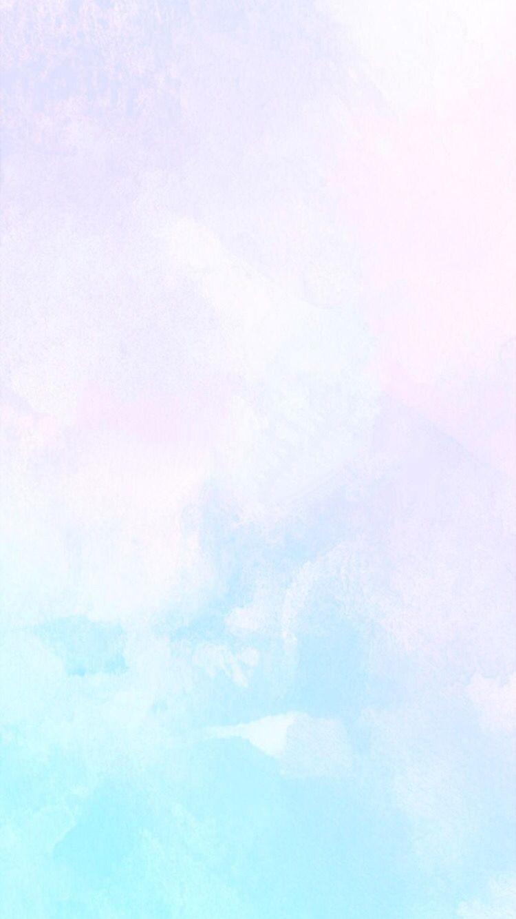 Aesthetic Iphone Wallpaper   Watercolor Iphone Wallpaper Pastel 750x1334