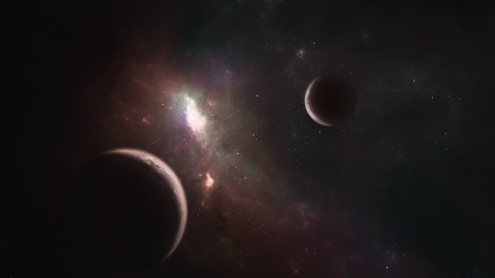 Outer Space Planet Wallpaper Space 1920x1080 highreshdwallpaperscom 1920x1080