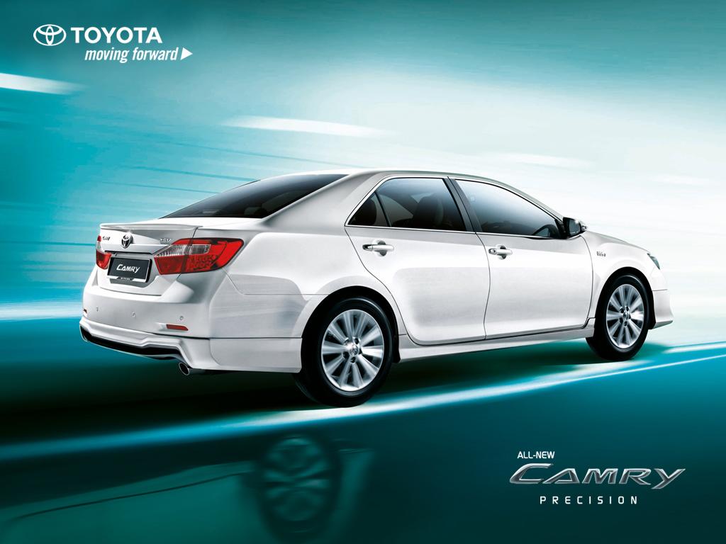 Toyota Camry Wallpaper 14   1024 X 768 stmednet 1024x768