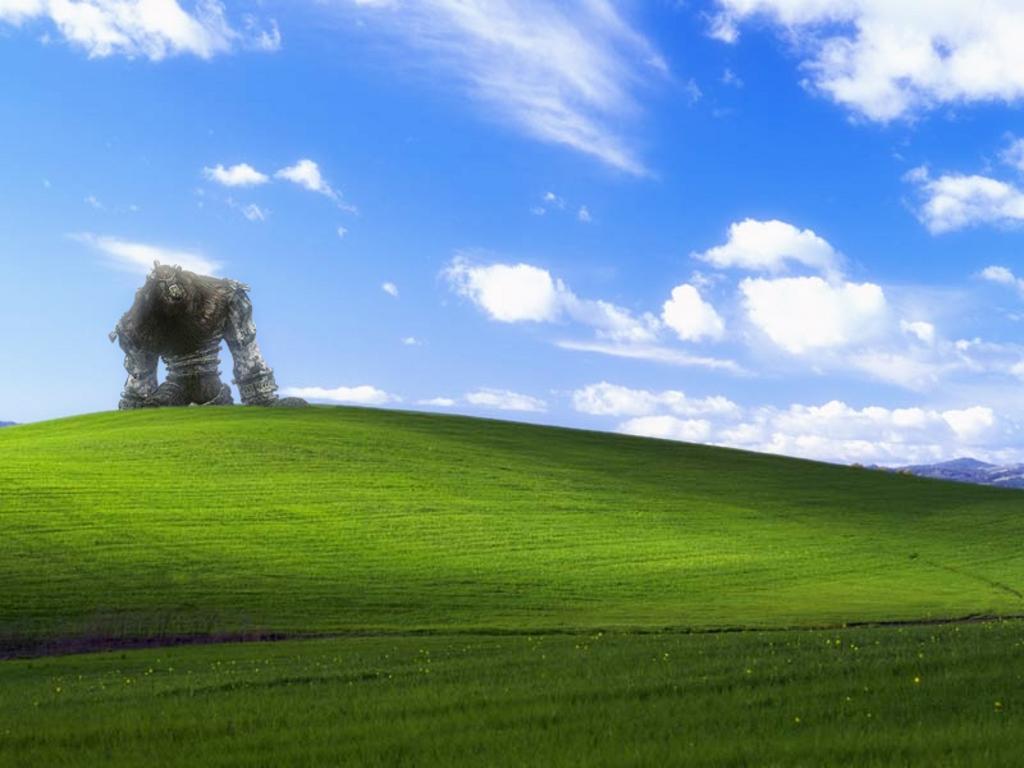 Windows XP Wallpaper 1024x768