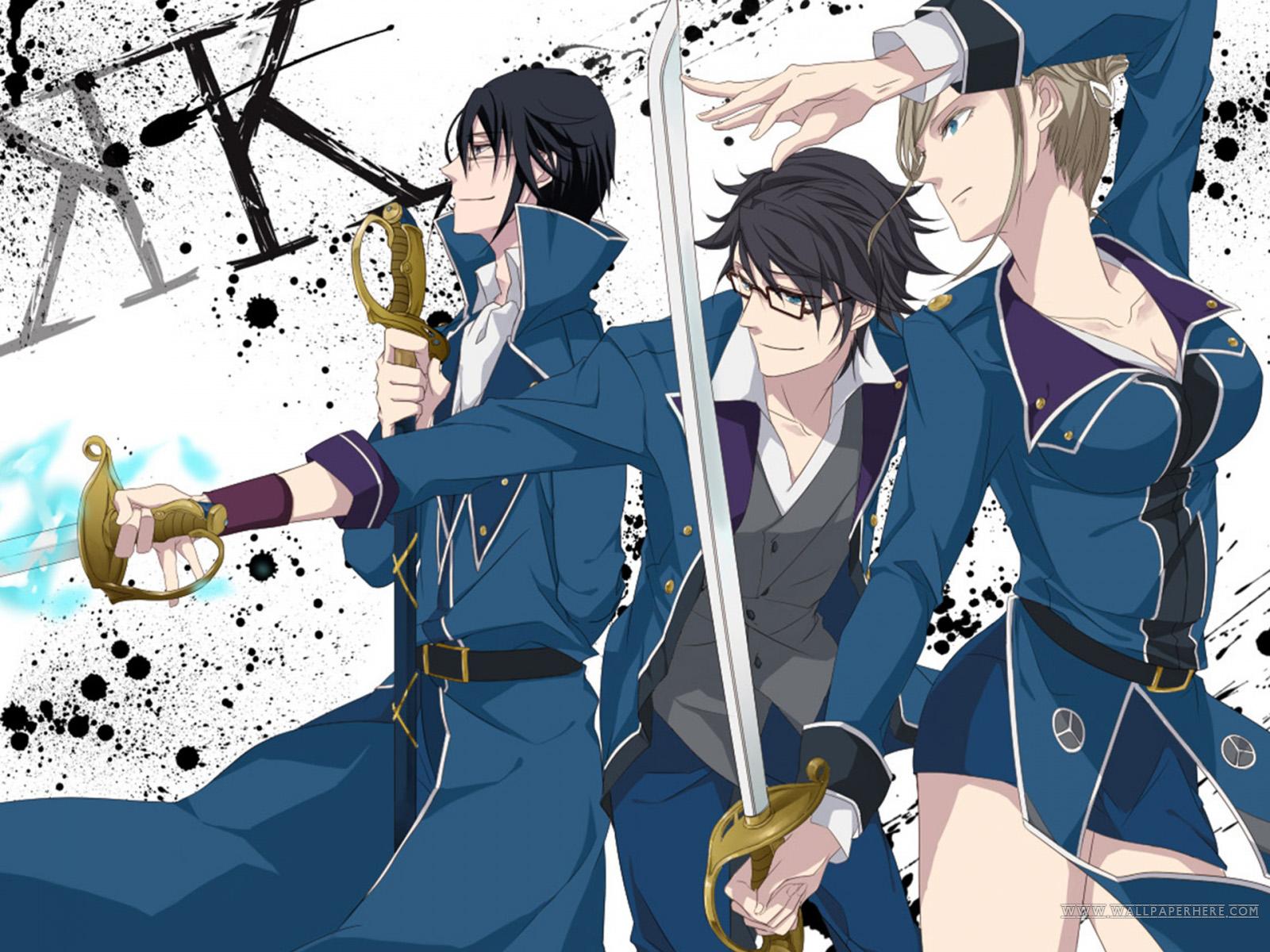 Project sword anime hd wallpaper desktop pc background 0002 1600x1200