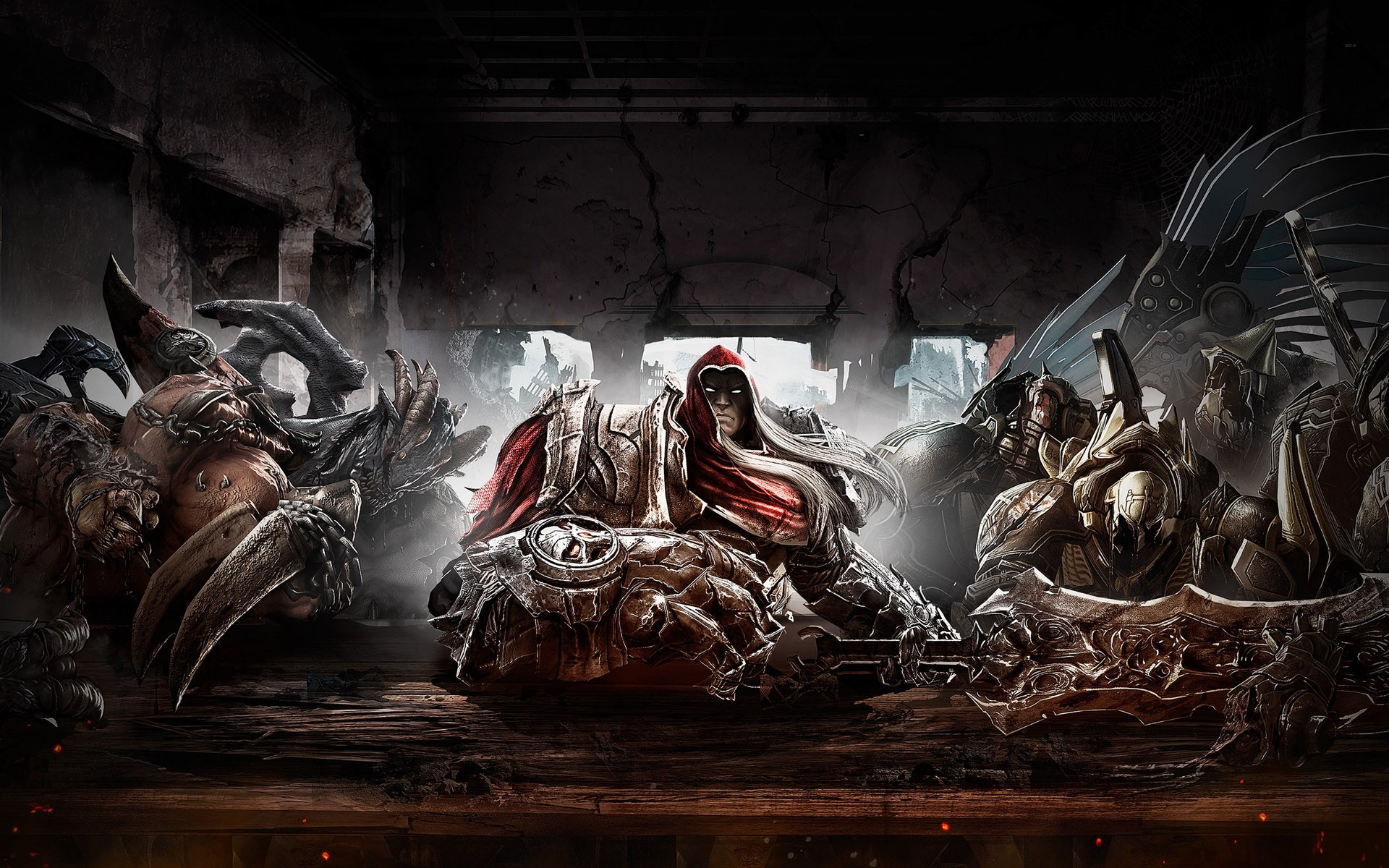 Darksiders wallpaper   718360 1920x1200