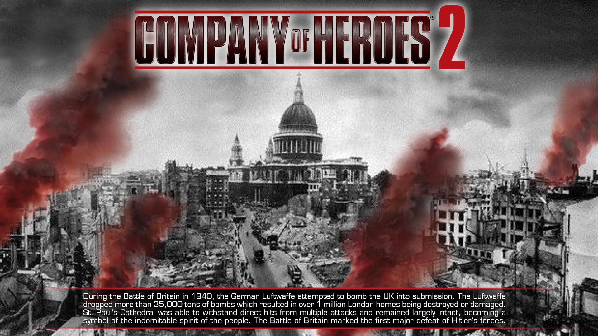 49 Company Of Heroes 2 Wallpaper On Wallpapersafari