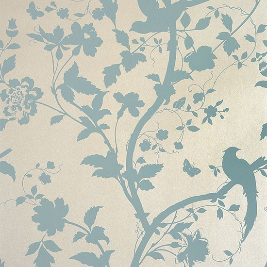 Oriental Garden wallpaper Dining room wallpaper   10 of the best 550x550