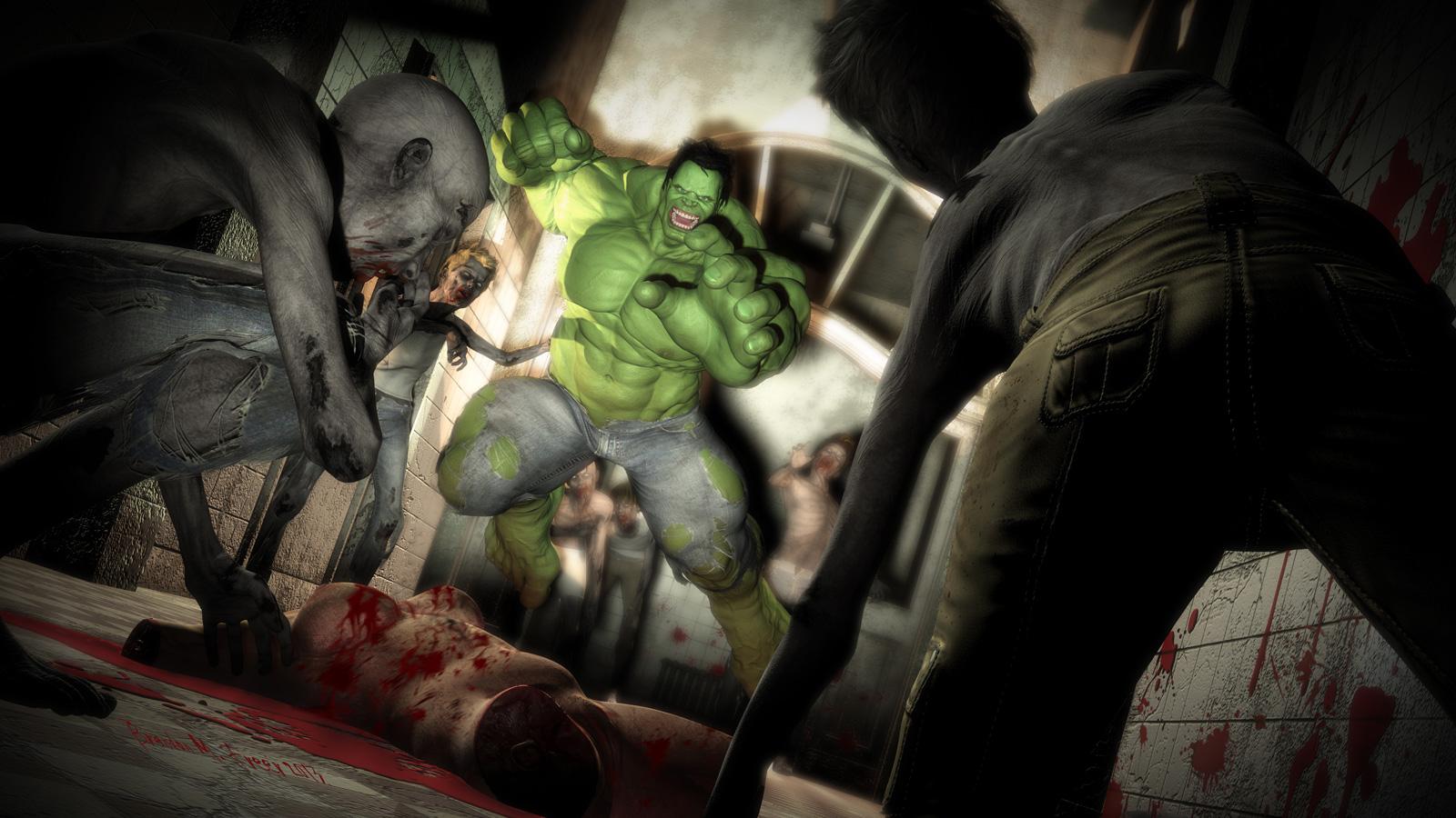 Frankenstein vs Zombie Apocalypse 1600x900