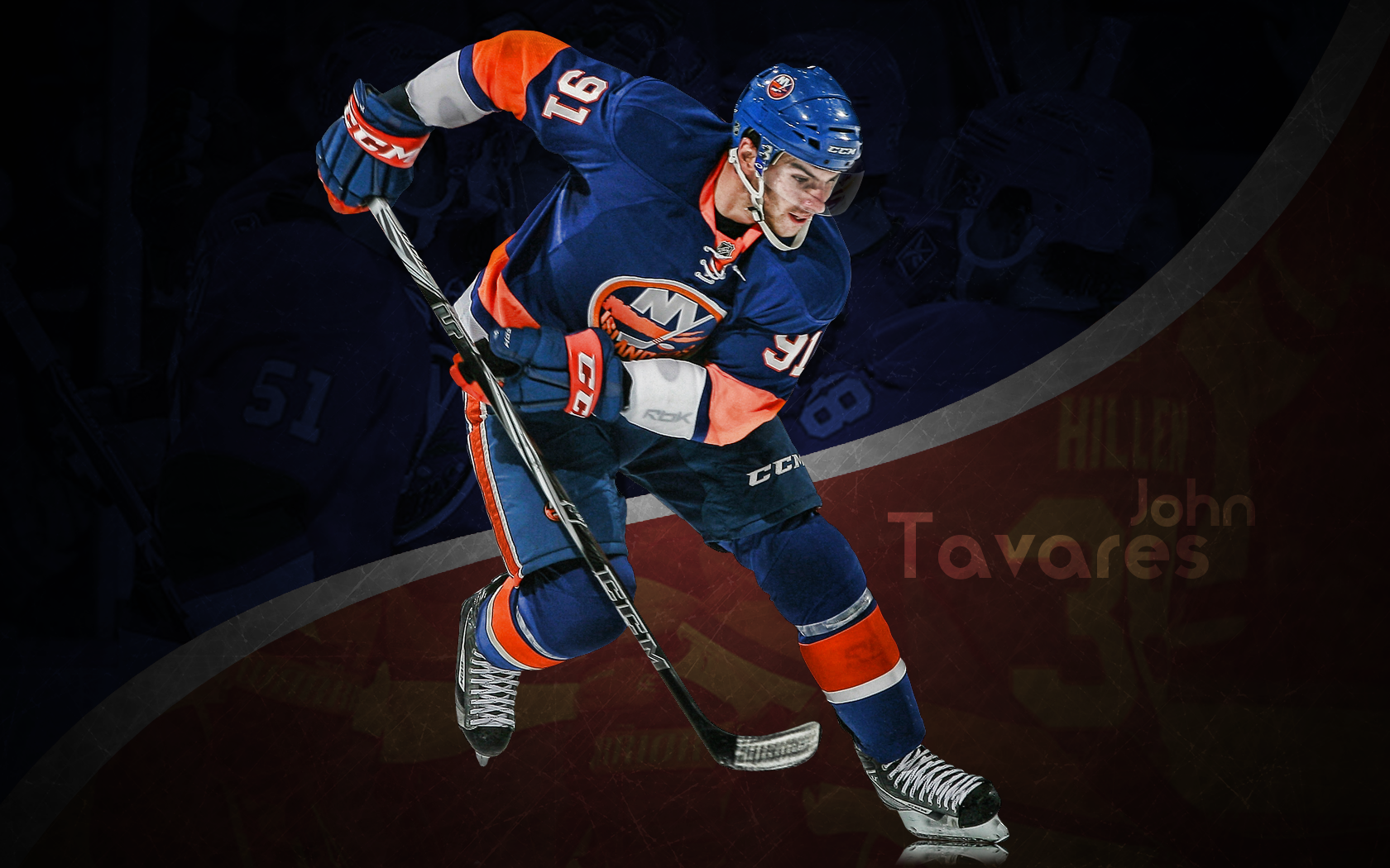 New York Islanders Wallpaper Wallpapers 1680x1050