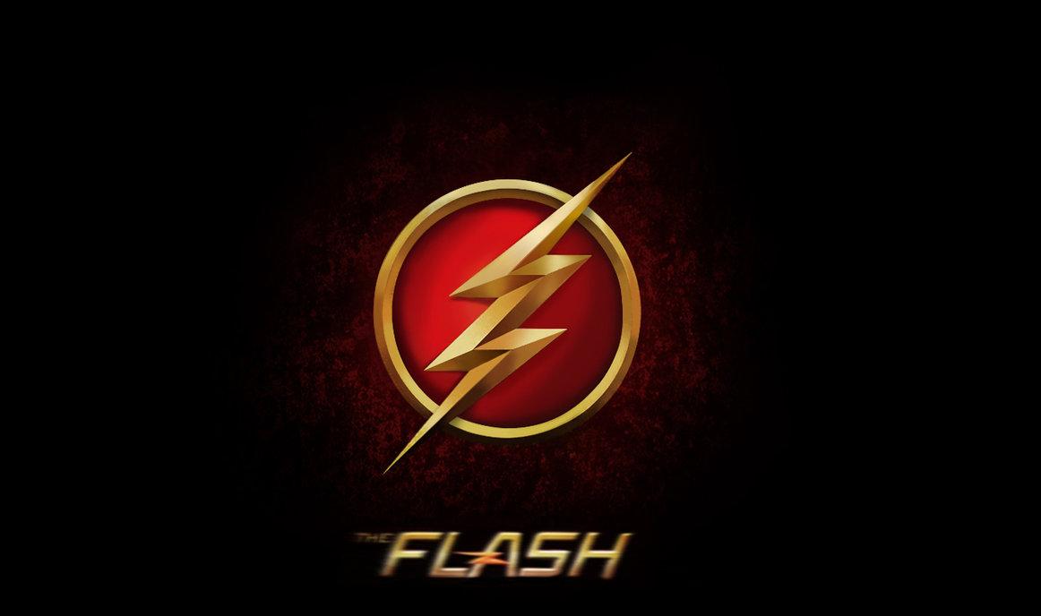 Flash Logo Wallpaper - WallpaperSafari