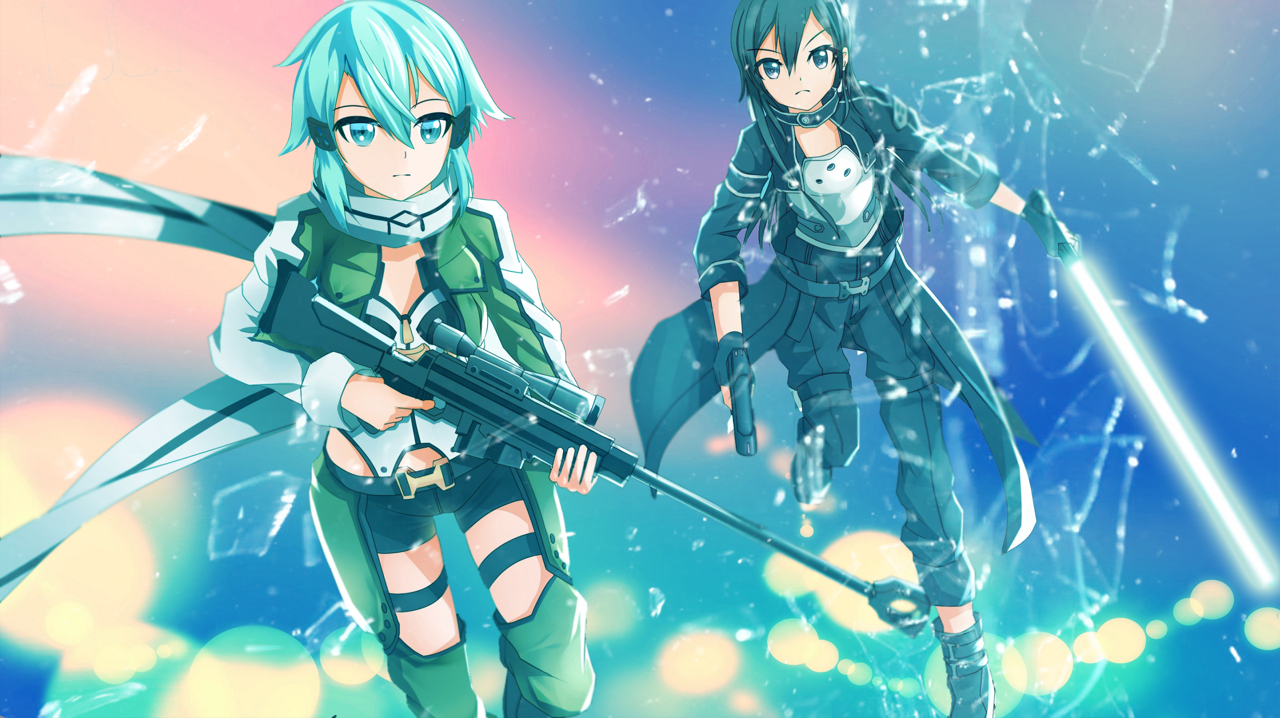 Sao 2 wallpaper wallpapersafari for Deviantart wallpaper
