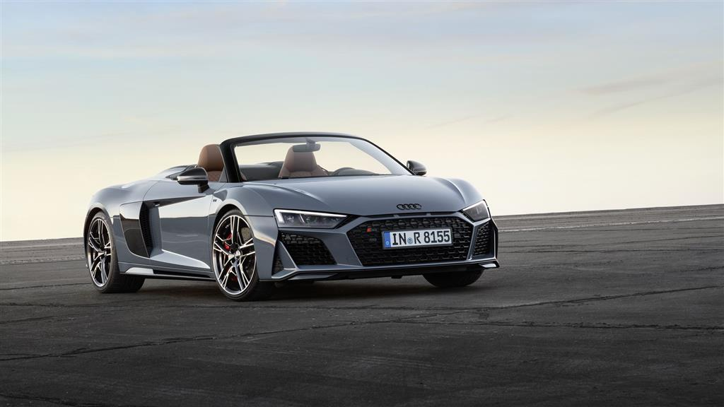 2019 Audi R8 Wallpaper and Image Gallery conceptcarzcom 1024x576