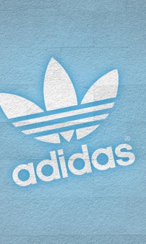 Adidas Brand Cool Logo   480x800   179122 480x800