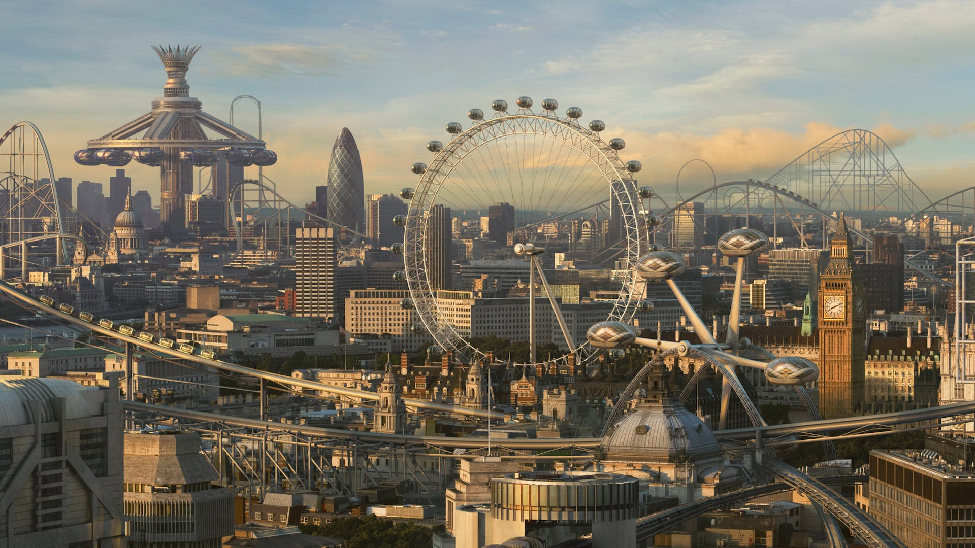 Visions of a London of the Future   Future London Images   Londontopia 1920x1080