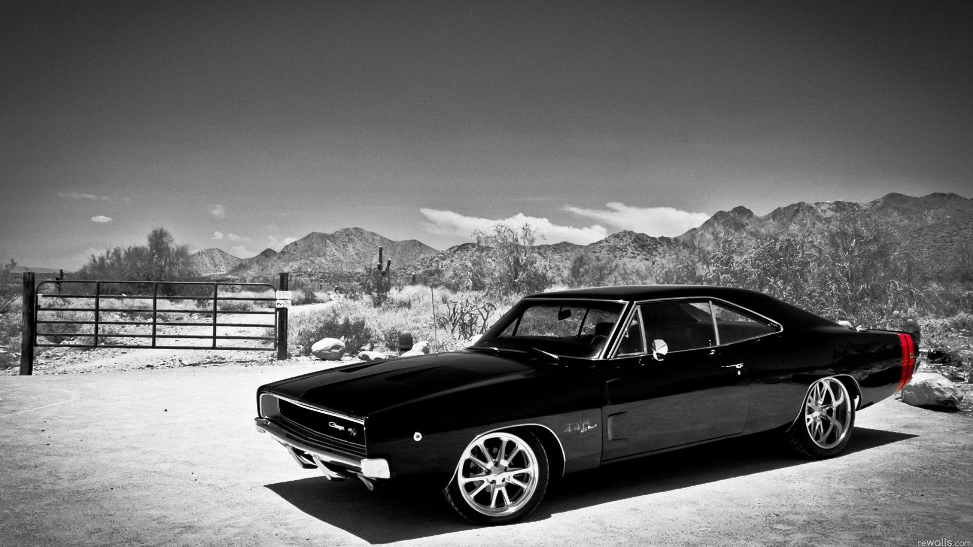 Old Muscle Cars HD Wallpapers 1920x1080