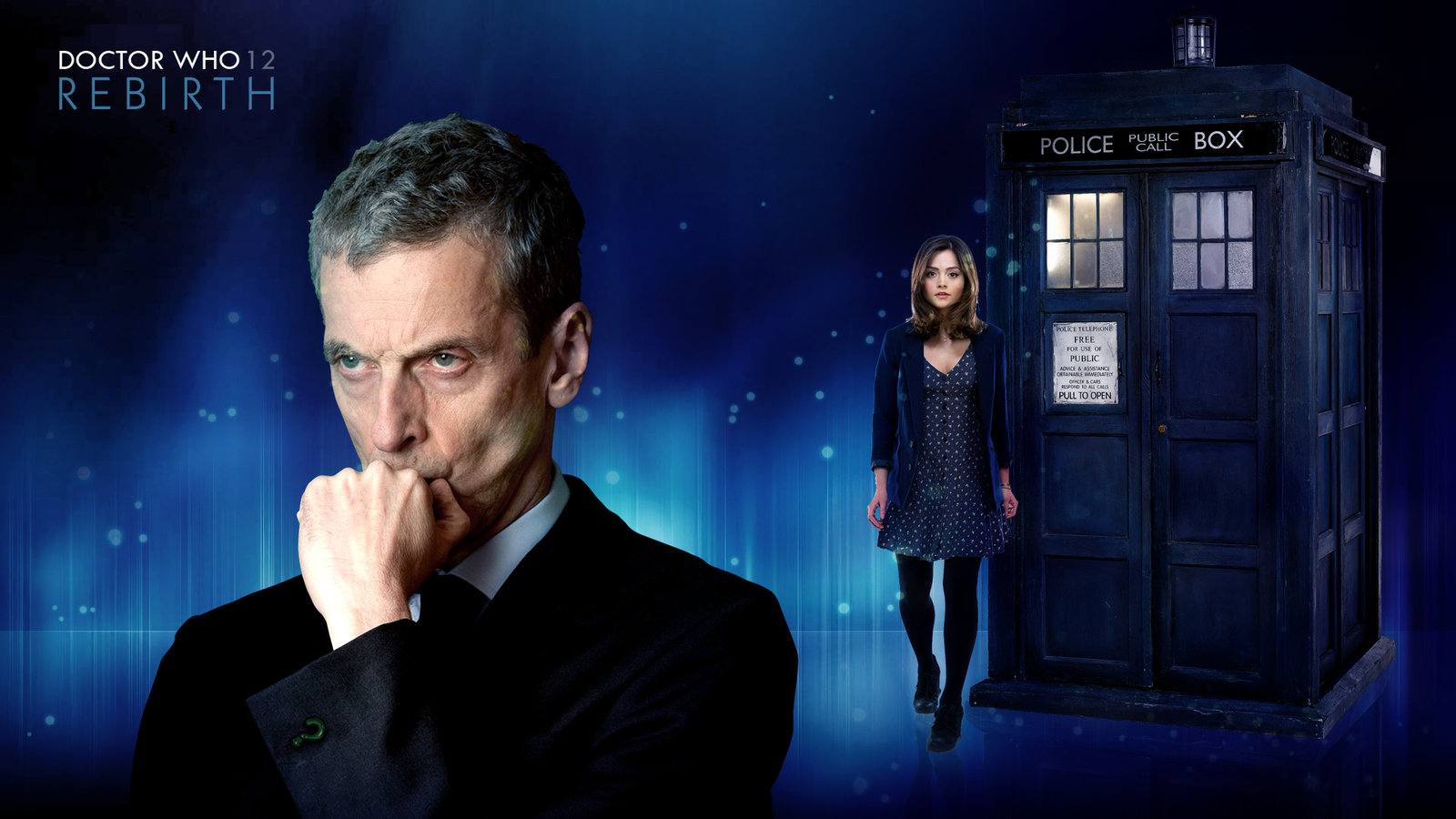 Doctor Who Wallpaper Peter Capaldi 1600x900