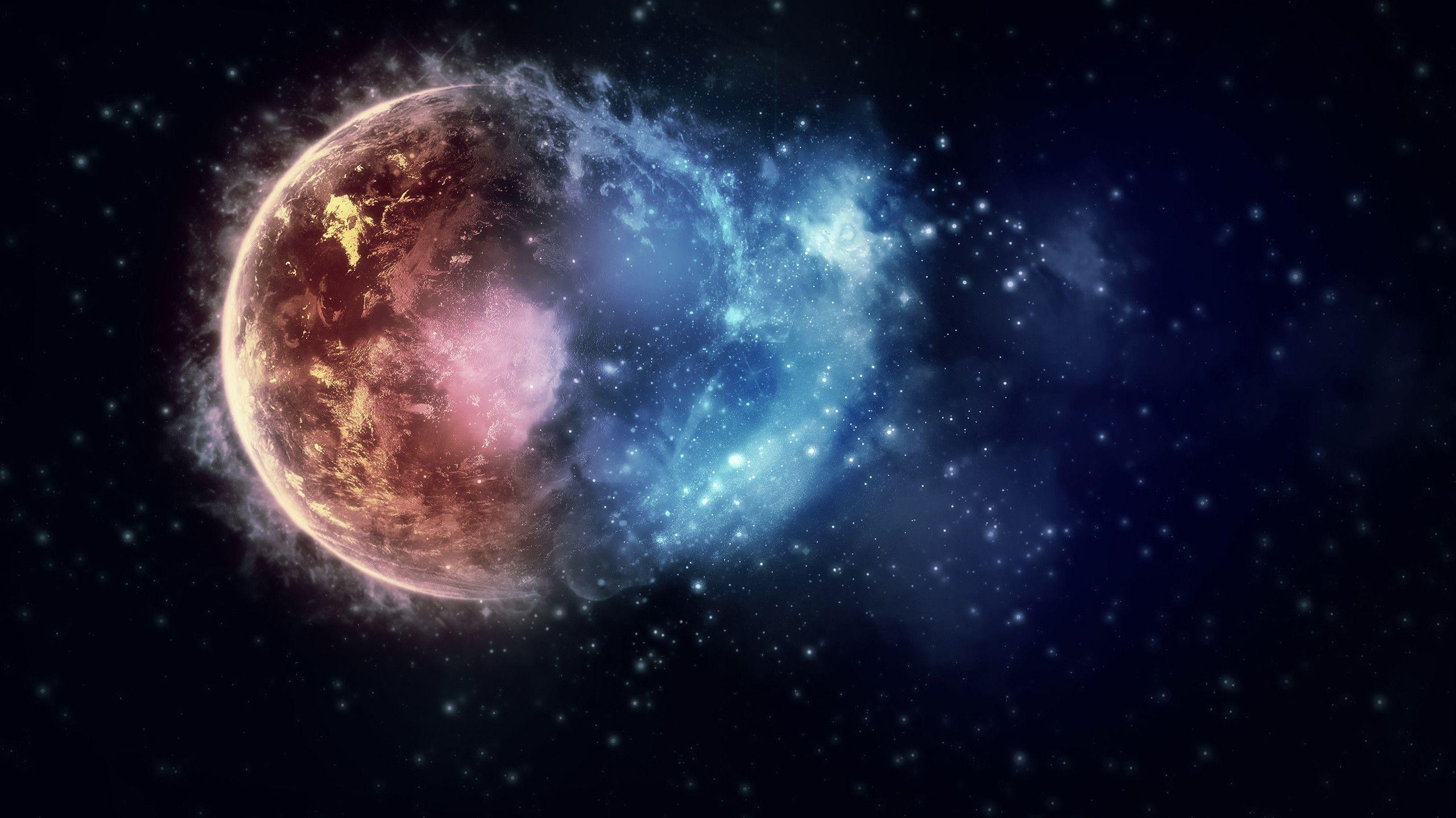 Cool Planet Backgrounds 2560x1440
