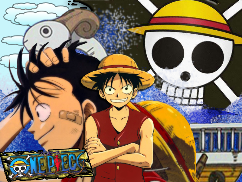 One Piece Luffy Wallpaper 1 By Angelshadow3593 D5wy2b8jpg 800x600
