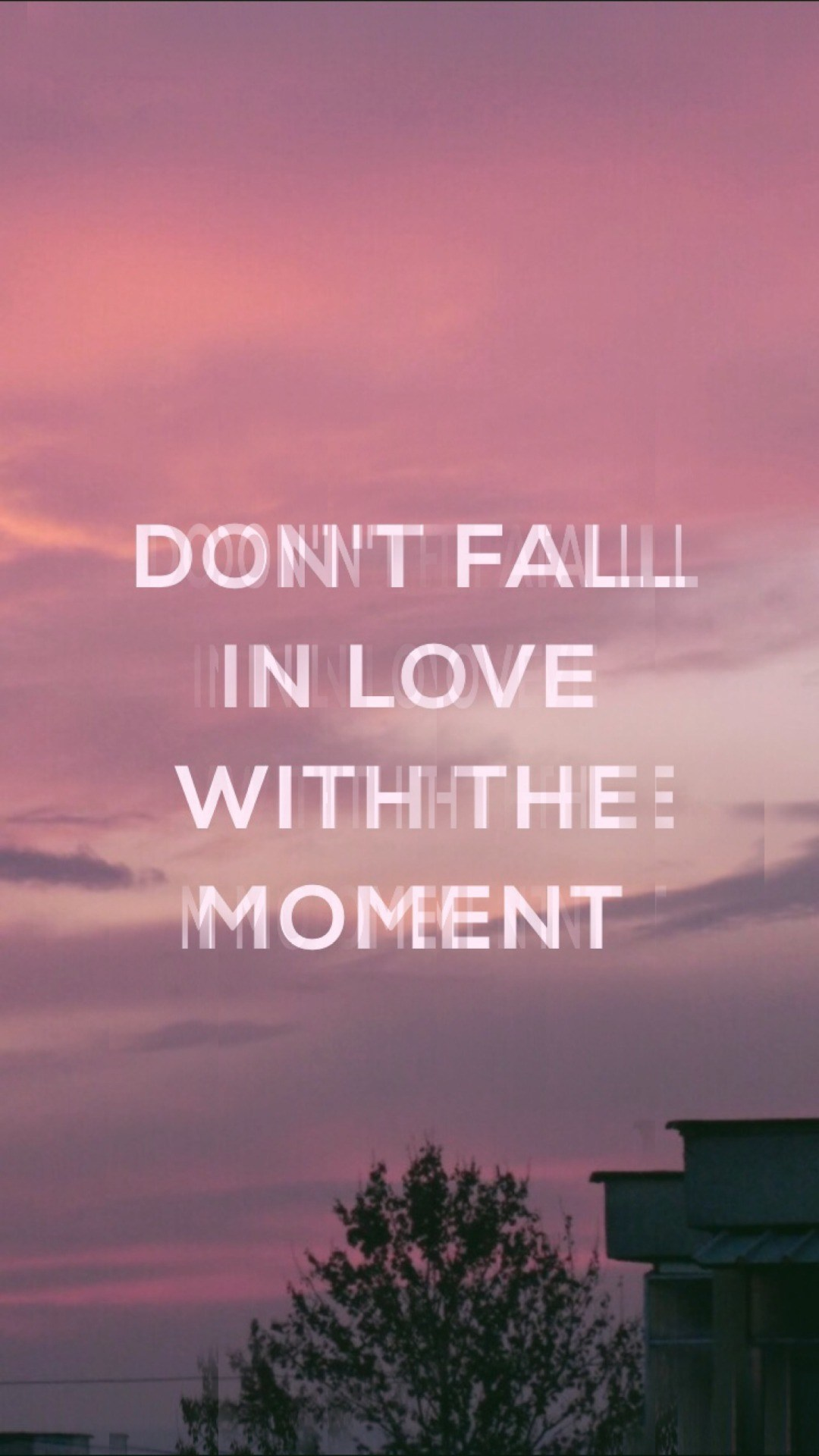 The 1975 Wallpapers 82 Images   Dont Fall In Love With The Moment 1080x1920