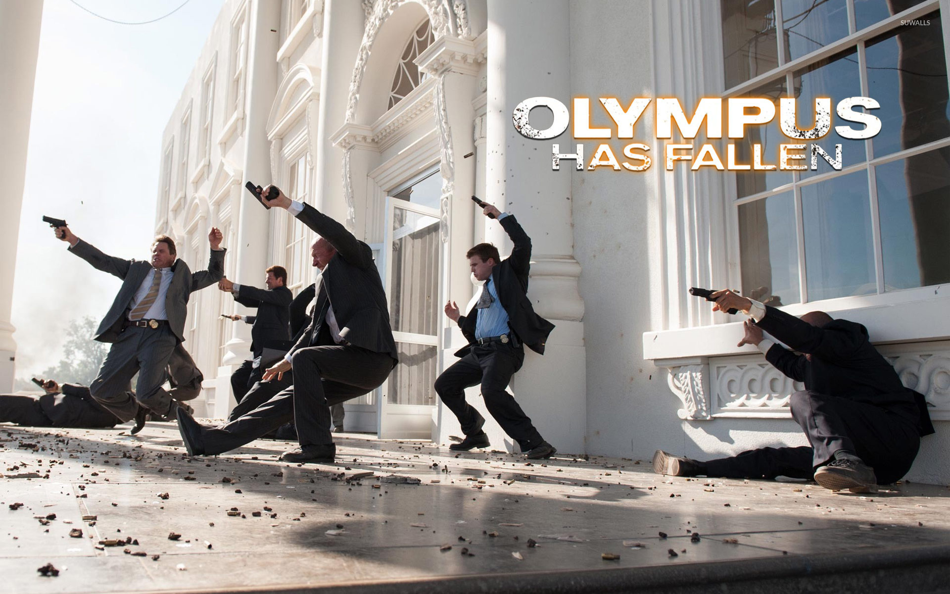 Olympus Has Fallen wallpaper   Movie wallpapers   19348 1280x800