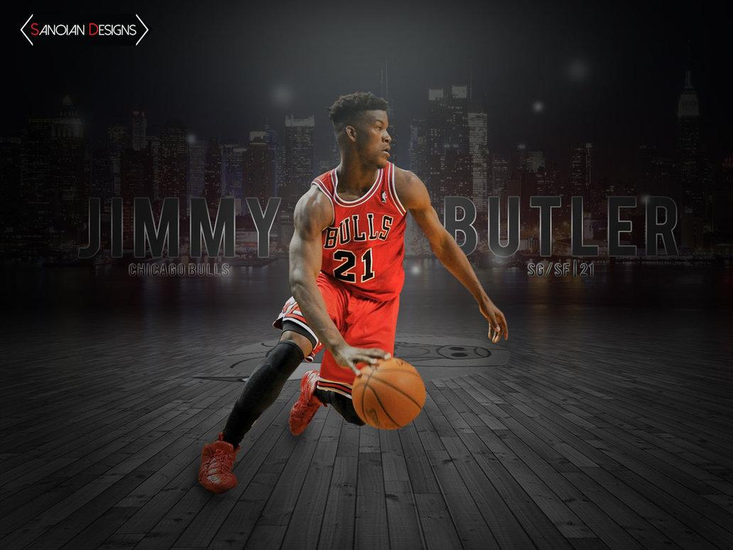 Jimmy Butler Wallpaper Jimmy Butler by Sanoinoi 1032x774