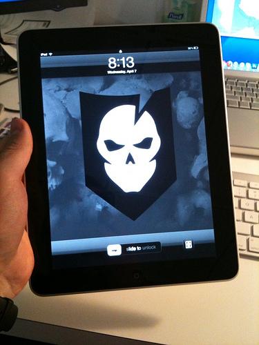 ITS Tactical Wallpaper on iPad Lock Screen Flickr   Photo Sharing 375x500