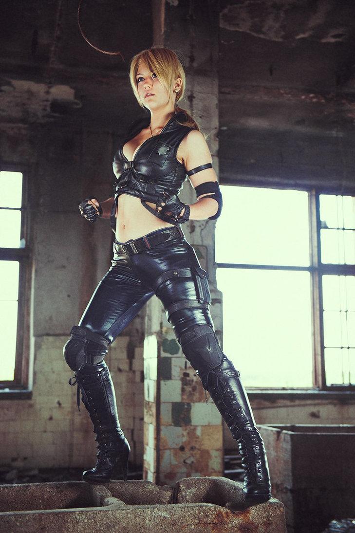 Sonya Blade by Gabardin 729x1095