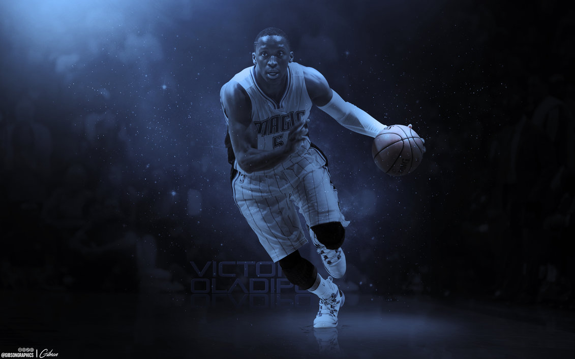 Victor Oladipo Wallpaper by GibsonGraphics 1131x707