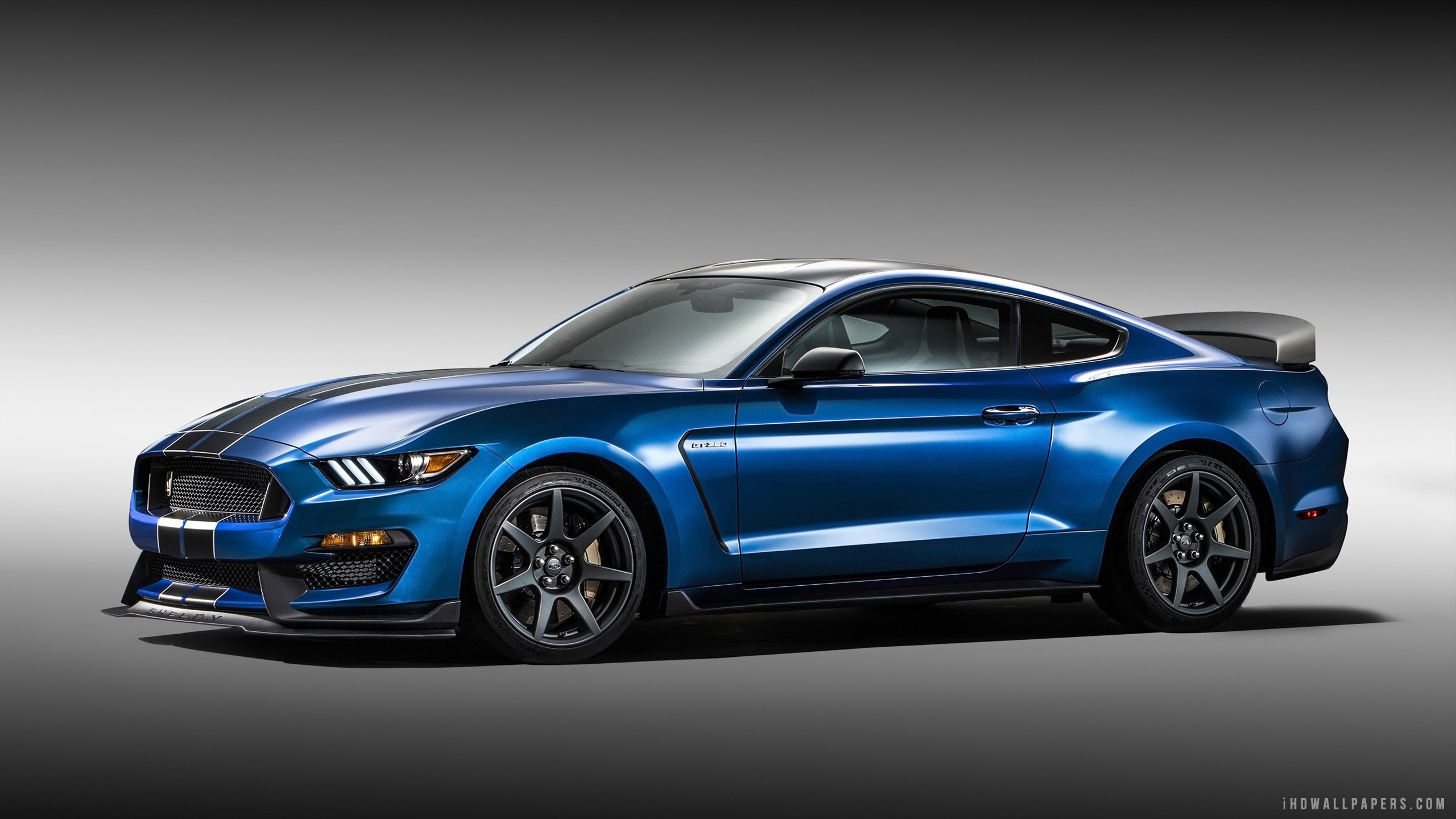 2016 Ford Mustang Shelby GT350 HD Wallpaper   iHD Wallpapers 2560x1440