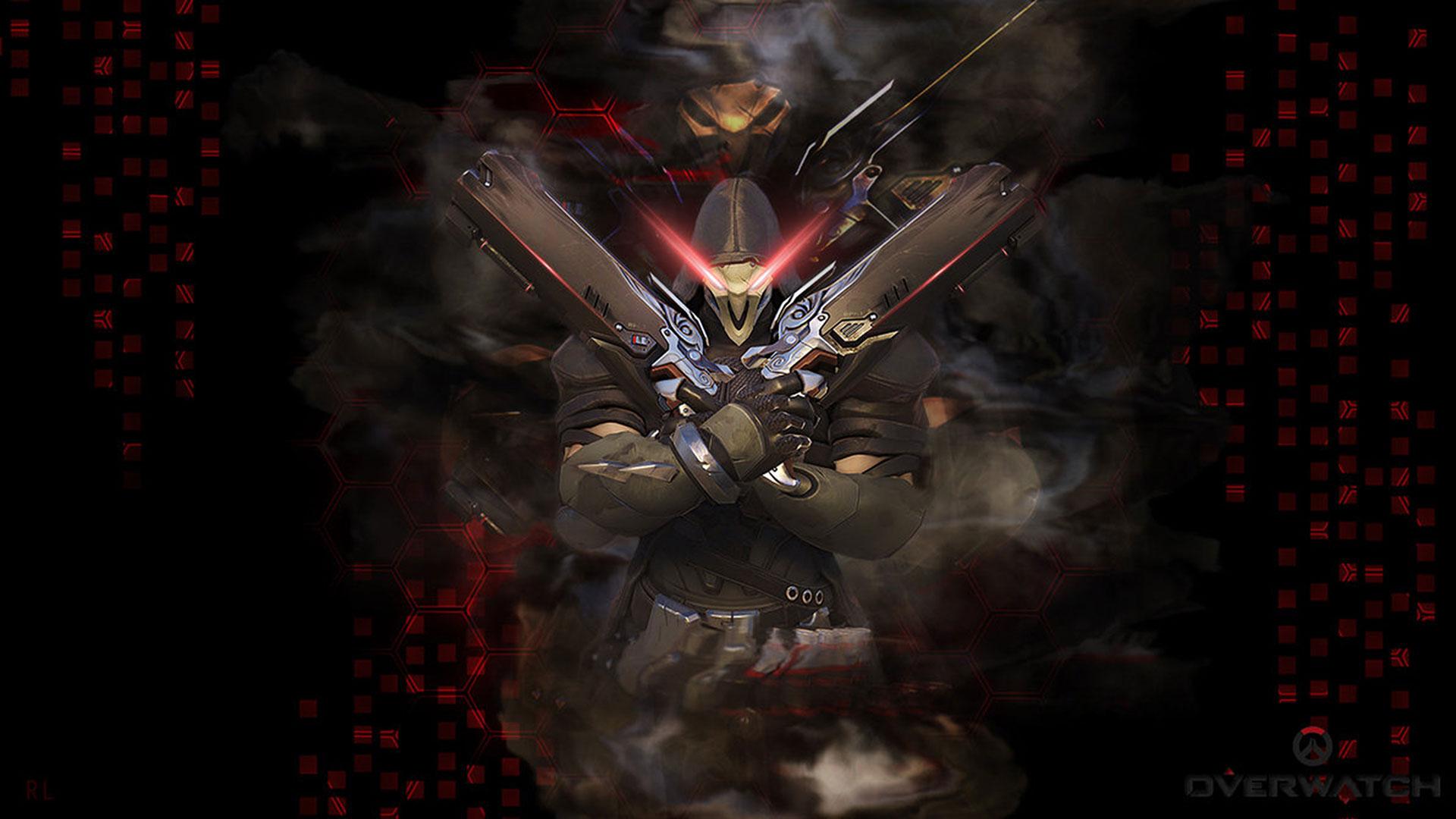 Overwatch 1080p wallpaper wallpapersafari - Fantasy wallpaper 720p ...