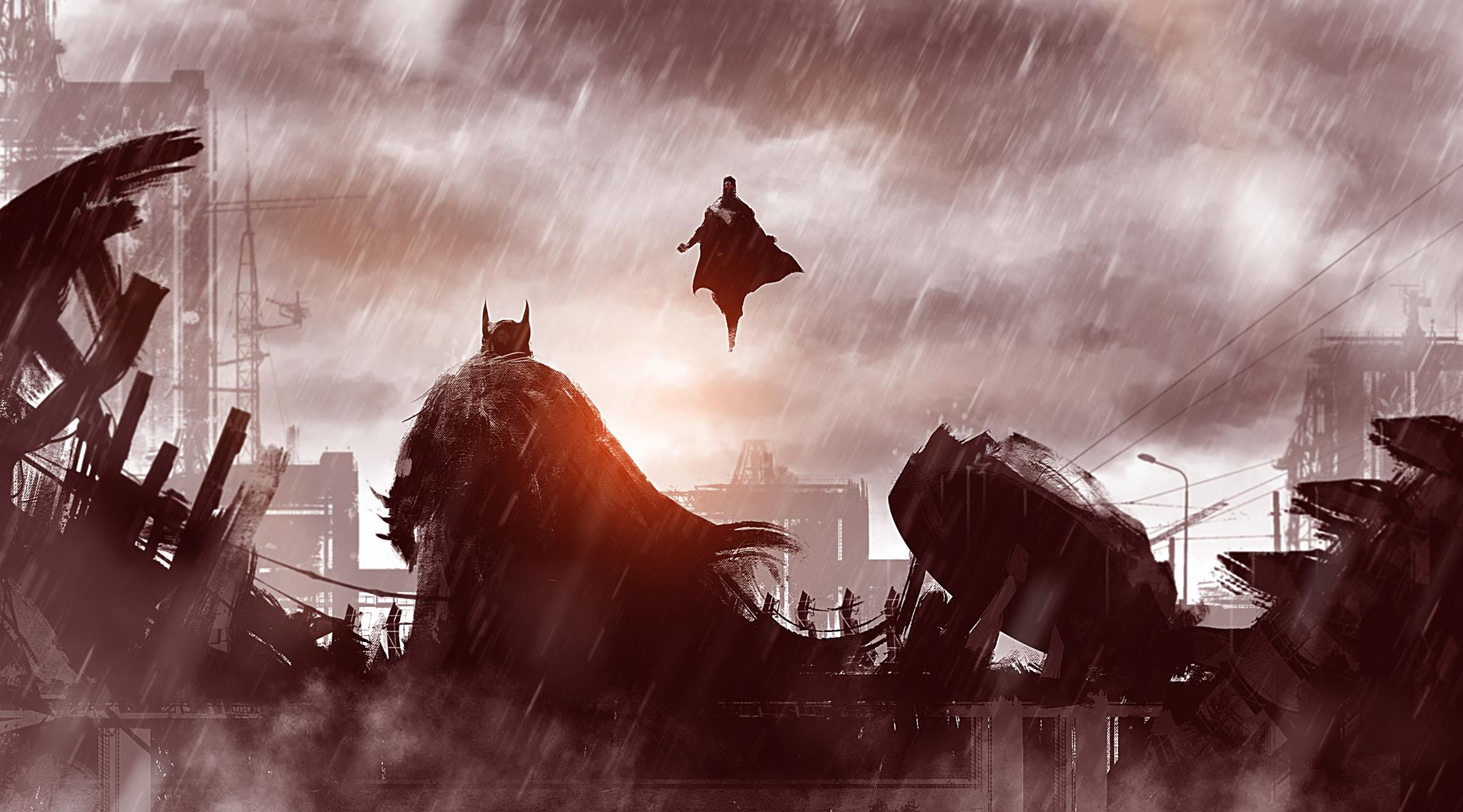 Photos batman vs superman wallpaper hd page 7 2048x1137