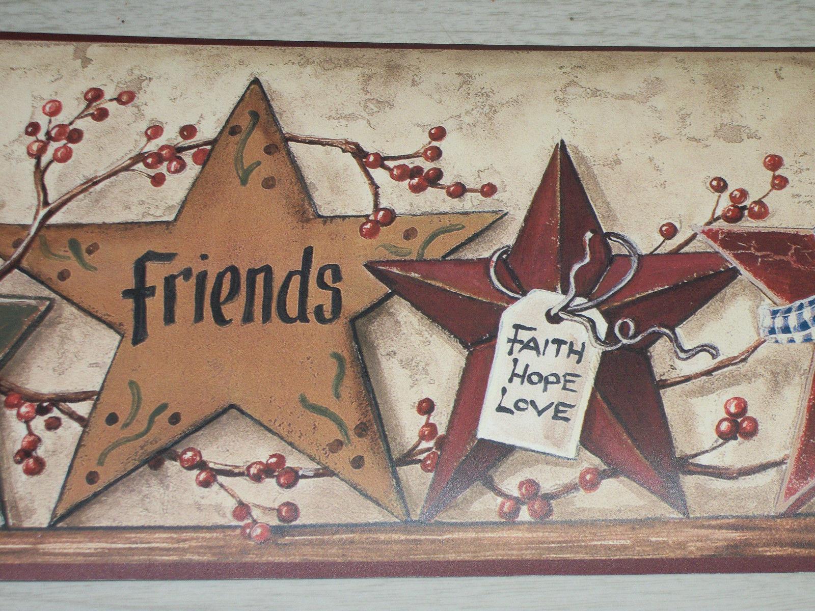 YORK FAITH HOPE LOVE FAMILY FRIENDS COUNTRY STARS BERRIES WALLPAPER 1600x1200